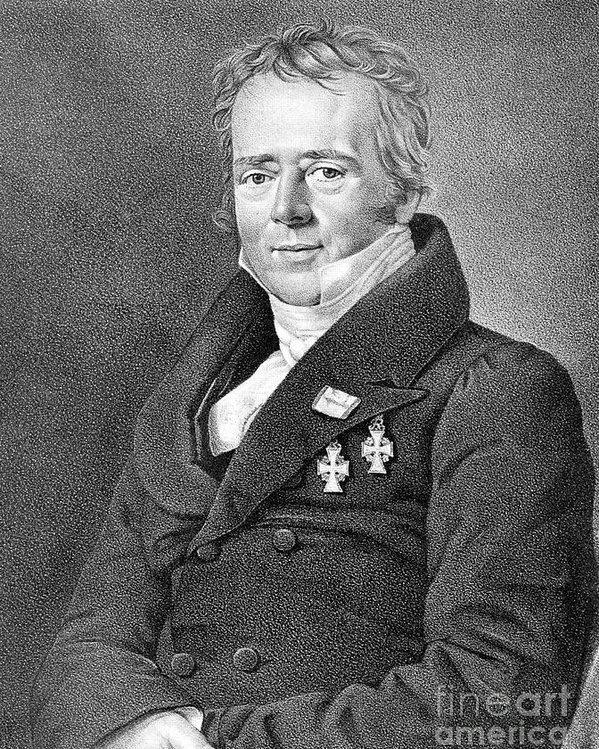 Hans Christian Ørsted, magnétisme