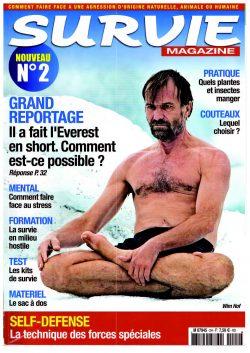 Survie magazine 1