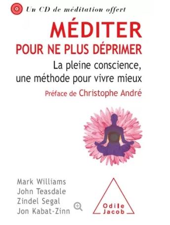 mediter pour ne pas déprimer, Christophe André